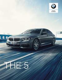 Ficha técnica BMW 520iA Executive 2020