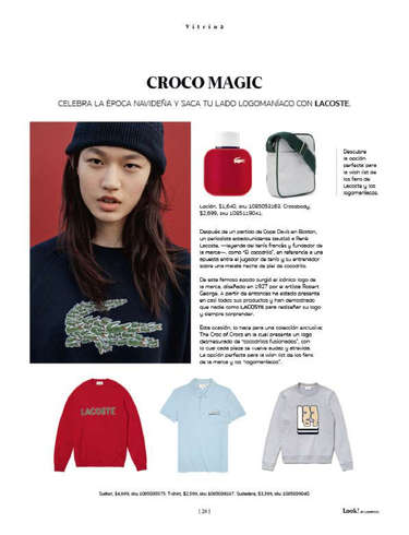 Look by liverpool - Querido Santa- Page 1