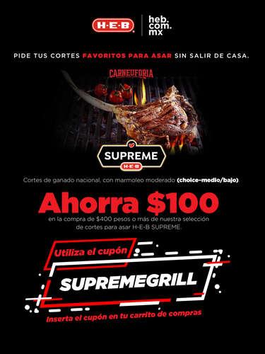 Cupon Carne Supreme- Page 1