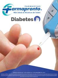 Diabetes - Servicio a domicilio