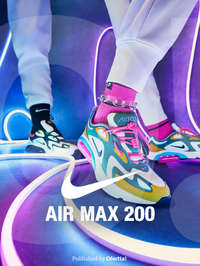 Nike AirMax 200 | Kids