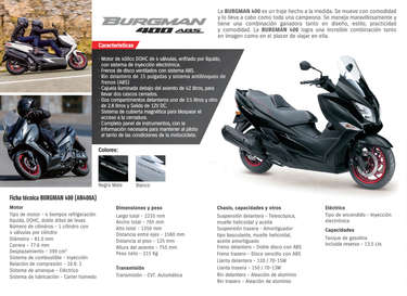 Burgman 400 ABS- Page 1