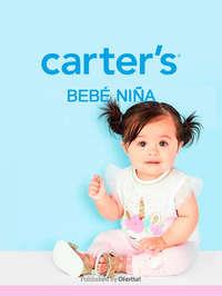 Carter's bebé niña