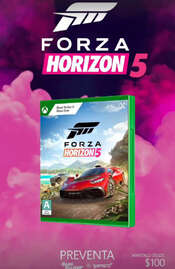 Preventa Forza Horizon 5