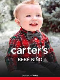 Carter's bebé niño