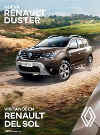 Nueva Renault Duster - Del Sol