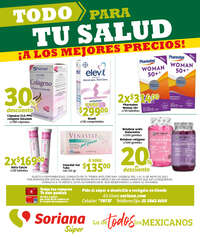 Folleto Farmacia Súper