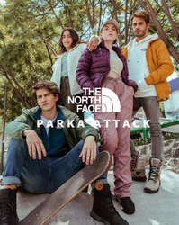Parka Attack The North Face