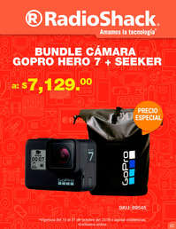 Bundle cámara Gopro Hero 7