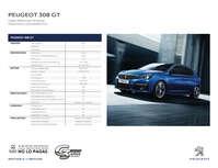 Peugeot 308gt