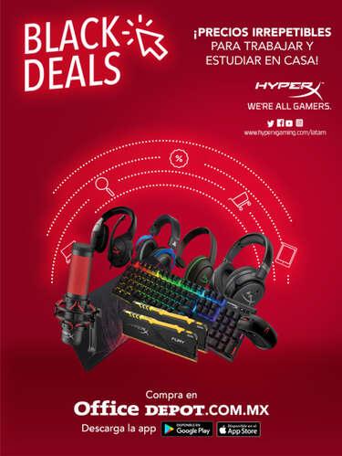 Black Deals - Hyper x- Page 1