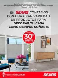 Decoración Sears