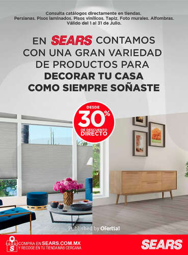 Decoración Sears- Page 1