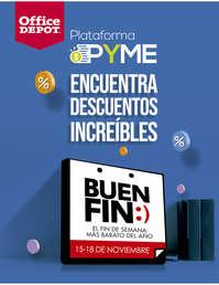 Plataforma PYME Buen Fin