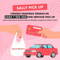 Sally pick up