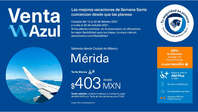 Venta Azul - Mérida