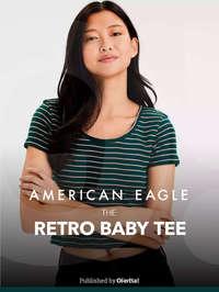 The retro baby tee