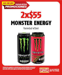 Promo Monster Energy