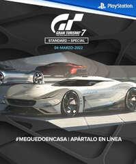 Preventa Gran Turismo7