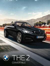 BMW 220i Convertible 2021