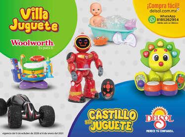 Villa Juguete- Page 1