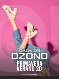Capa de Ozono new mujer