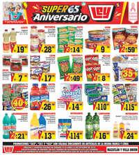 Super 65 Aniversario - Mazatlán