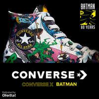 CONVERSE X BATMAN