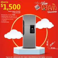 Aprovecha y ahorra en Refrigerador 19 pies MABE