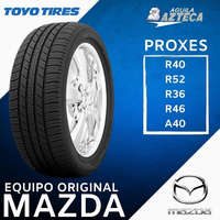 Equipo Original Mazda