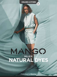 Natural dyes mujer