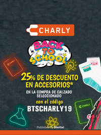 Charly Back to School
