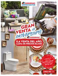 Gran venta de aniversario - Toluca