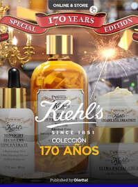Kiehls 170 años
