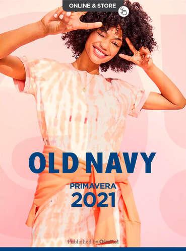 Catalogo Ofertas Old Navy Folleto Old Navy Ofertia