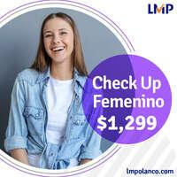 Check up femenino