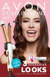 Avon Folleto Moda Casa 16