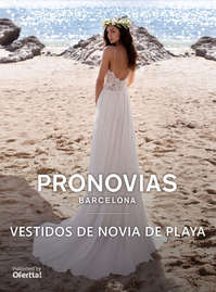 Vestidos de novia de playa