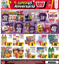 Super 65 Aniversario - Mexicali