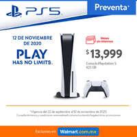 Preventa PS5