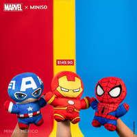 Nuevos Accesorios Marvel