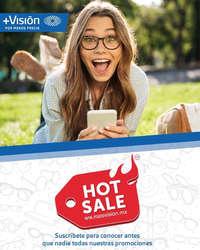 Hot Sale con Más Visión