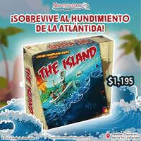 The Island no puede faltar