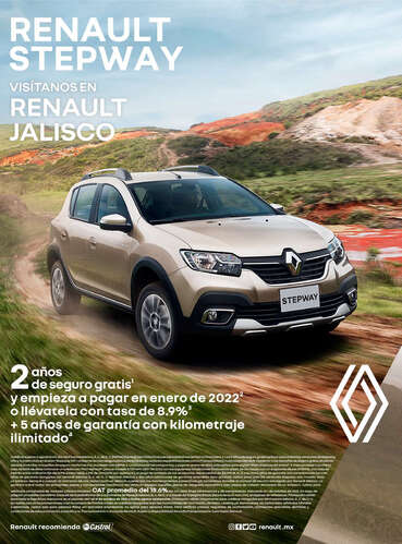 Stepway - Jalisco- Page 1
