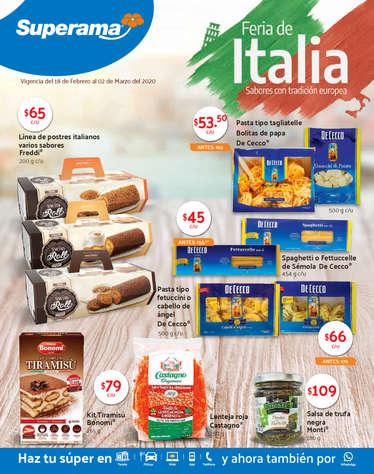 Feria de Italia- Page 1