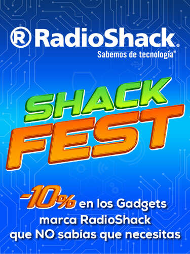 Shack Fest- Page 1