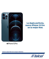 La dupla perfecta, iPhone 12 Pro