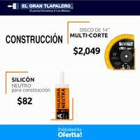 Promociones en Construcción