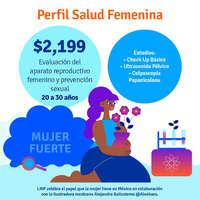 Perfil salud femenina