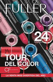 Tour de color